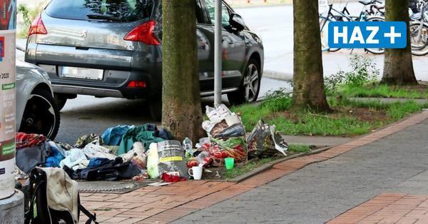 """""""Wegschauen ist inhuman"""": So diskutieren HAZ-Leser über den Umgang mit Obdachlosen"""