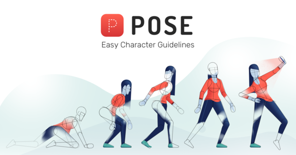 Pose - Easy Character Guidelines