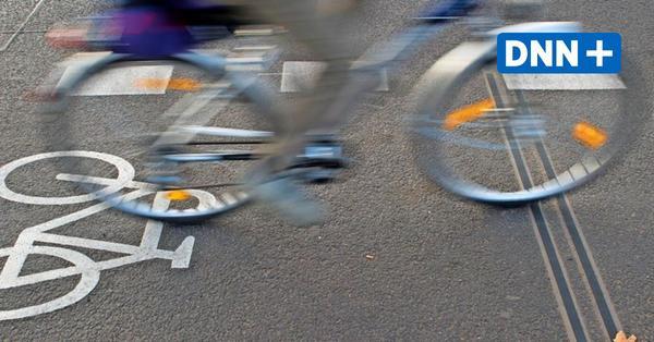 ADAC-Studie: Die meisten Radwege in Dresden sind zu schmal