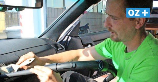 Rügens Auto-Reiniger Maik Blossey: Tipps vom Profi für einen sauberen Wagen