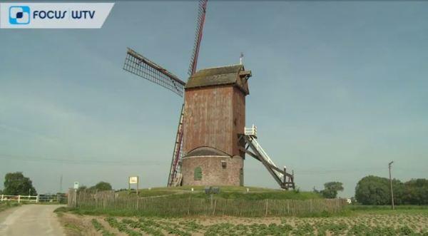 Six monuments de Flandre Occidentale sélectionnés pour être restaurés - Zes beschermde West-Vlaamse monumenten krijgen opknapbeurt