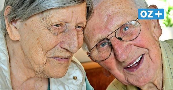 Dieses Paar aus Barth ist seit 75 Jahren verheiratet
