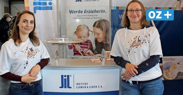 23. Jobfactory in Rostocker Hansemesse: Systemrelevante Berufe liegen im Trend