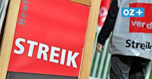 Warnstreiks in Grevesmühlen und Wismar angekündigt
