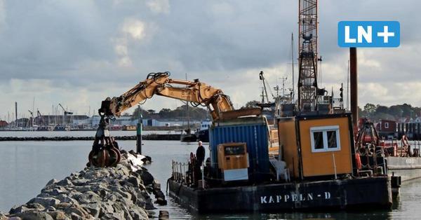 Heiligenhafen bekommt Steg für Fischer und will Hafen ausbaggern