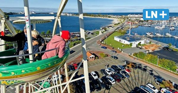 Riesenrad über Heiligenhafen: So schön ist die Aussicht