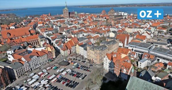 """""""Walk of freedom"""" in Stralsund: Ein Schweigemarsch gegen Menschenhandel und Zwangsprostitution"""