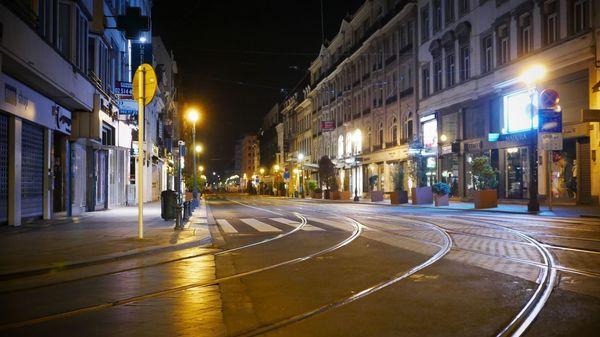 Un couvre-feu entrera en vigueur sur l'ensemble de la Belgique entre minuit et 5 heures du matin - Avondklok België van 0 tot 5u
