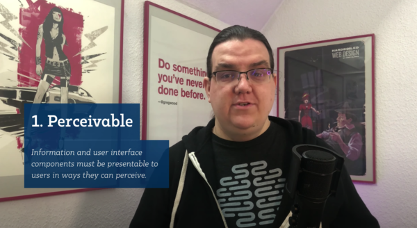 A WCAG Overview — Web Content Accessibility Guidelines (WCAG) 2.1 and 2.0 Explained (14min)