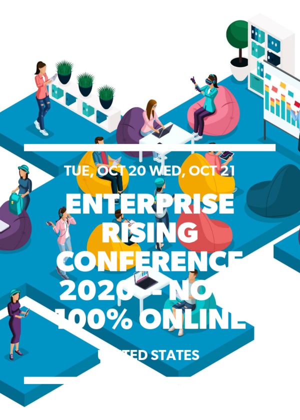 Enterprise Rising Conference 2020 -- NOW 100% ONLINE