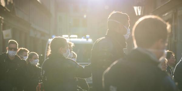Sachsen plant verschärfte Corona-Kontrollen durch die Polizei