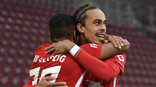 Das sagen Spieler und Trainer: Die Stimmen zum 2:0-Erfolg von RB Leipzig in Augsburg - Sportbuzzer.de