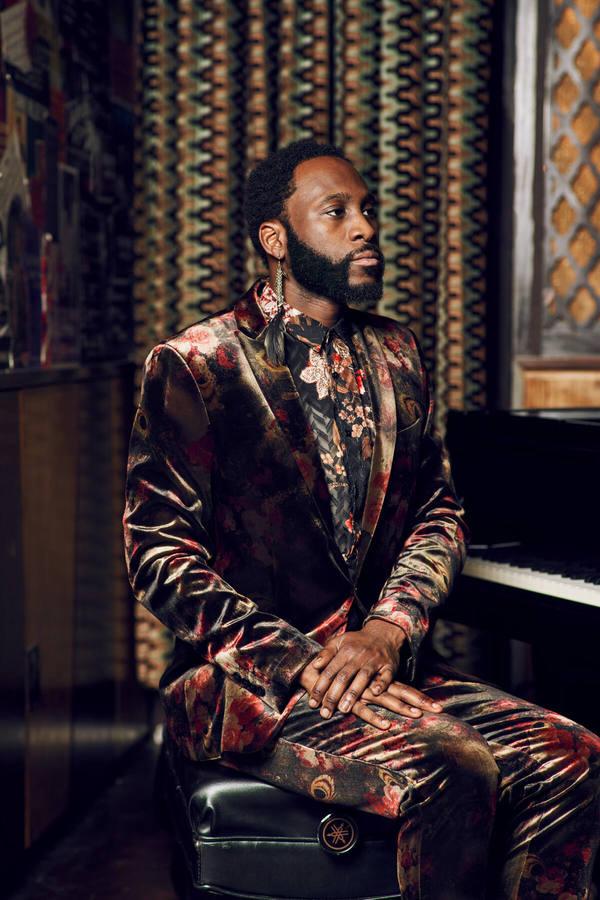 Musician Michael Mwenso leads virtual Green Music Center conversation about Black music