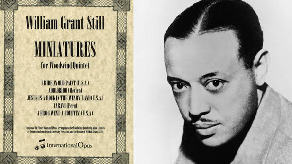 How William Grant Still, the 'Dean of Afro-American composers', changed American classical music forever