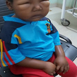 3-yr-old Michael is swelling up with no help to save his kidneys