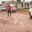 Big potholes, dusty, rugged surface - Nature of Nanakrom roads under spotlight