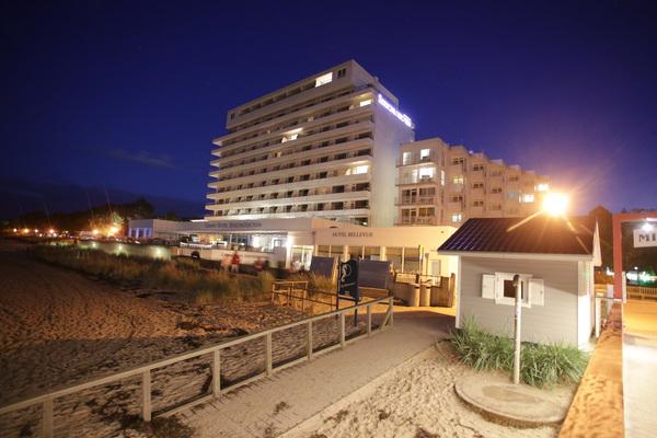 Corona in Timmendorfer Strand: Ausnahmezustand im Hotel Seeschlösschen