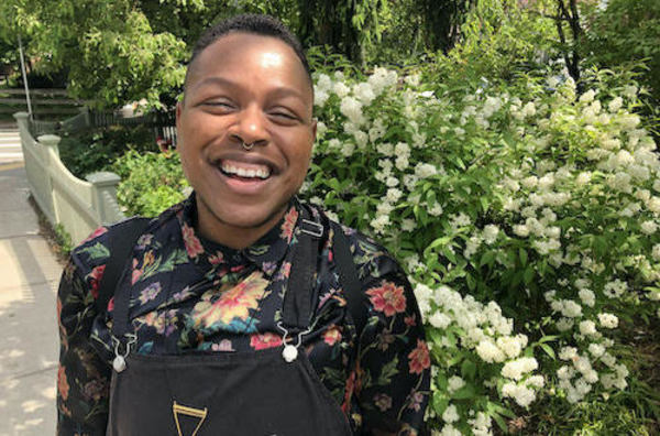 Cyrée Jarelle Johnson Is Inaugural Poet-in-Residence at Brooklyn Public Library