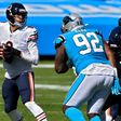 Bears lead throughout, handle Panthers 23-16 to improve to 5-1 in trek toward playoffs