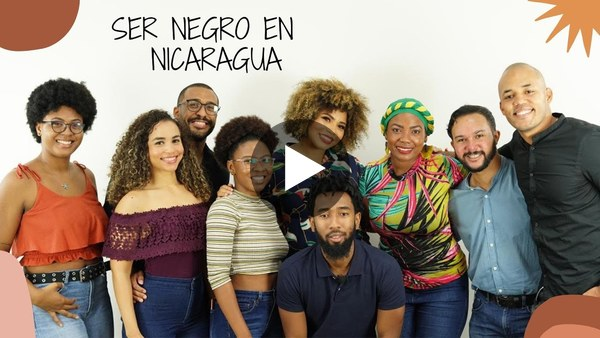 Ser Negro en Nicaragua
