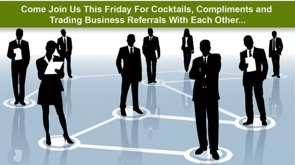 GMAX Networking Happy Hour This Friday at McFadden's in Las Vegas   Meetup