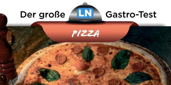 Der große LN-Gastro-Test: Wo gibt's die beste Pizza im Norden?