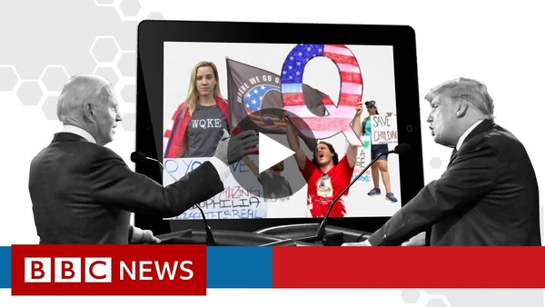 US election 2020: How to spot disinformation - BBC News