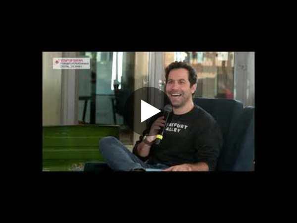 Startup Safari Frankfurt Rhein Main 2020 / Is Frankfurt also suitable for international founders?