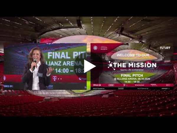 The Mission III SPORTS - Be Sustainable // Final Pitch