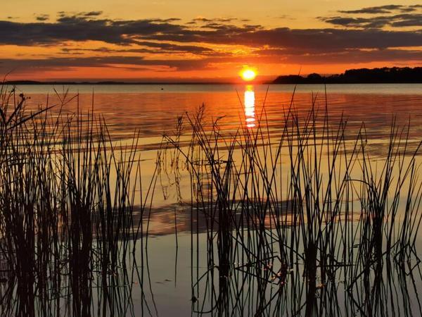 Sonnenuntergang (Susanne Hoinkis)