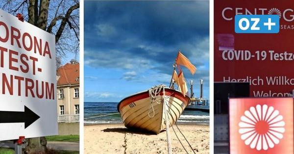 Reise aus Risikogebiet nach Rostock und Umgebung – Hier können Sie sich testen lassen