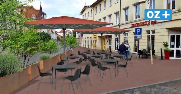 Verweilflächen und Einbahnstraßen: Das ist die Vision für Bad Doberans Innenstadt
