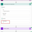 Text Functions Action in Power Automate within Dynamics 365