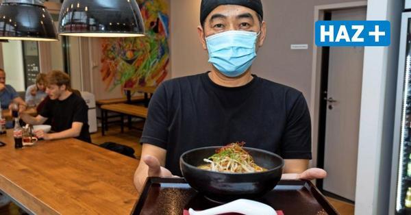 Zehn Punkte vom HAZ-Feinschmecker: Shin Ramen überzeugt mit authentischer japanischer Küche