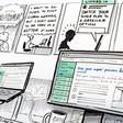Get better design feedback with vignette sketches