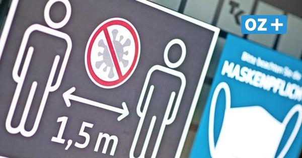 Vorpommern-Rügen: Zwei Ausbrüche sorgen für höhere Coronazahlen