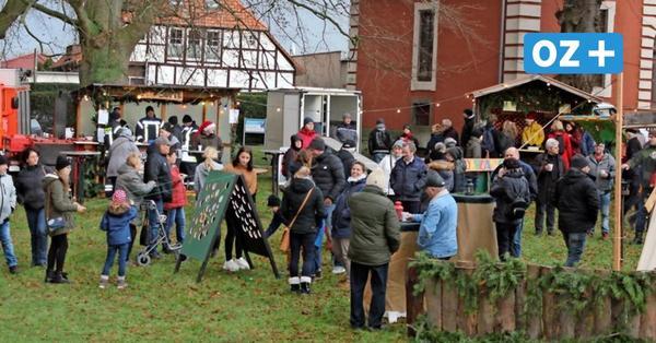 So steht es um die Weihnachtsmärkte in Boltenhagen, Klütz und Hohen Wieschendorf