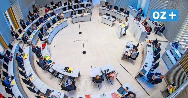 Corona-Krise: Schweriner Landtag fordert mehr Mitspracherecht