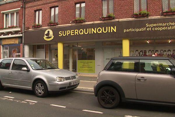 Lille : Superquinquin, le supermarché collaboratif aux 1500 membres s'agrandit - Coöperatieve supermarkt groeit