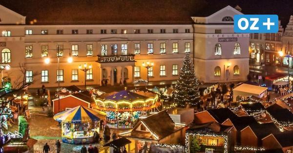 So soll der Wismarer Weihnachtsmarkt trotz Corona stattfinden
