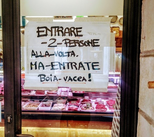 Il marketing insegnato (d)ai negozianti