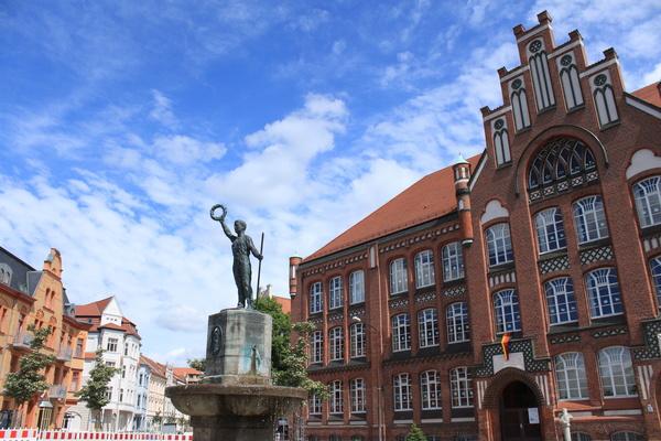 Das Wittenberger Gründerzeitviertel kann bei einer Führung erkundet werden. Foto: adobe.stock