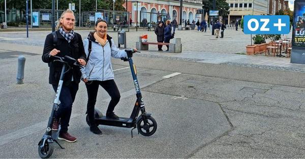 E-Roller in Rostock im Vergleich: Moin oder Bird? Welcher ist besser?