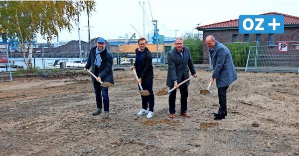 Hansestadt Wismar: Seehafen Wismar GmbH baut neuen Firmensitz
