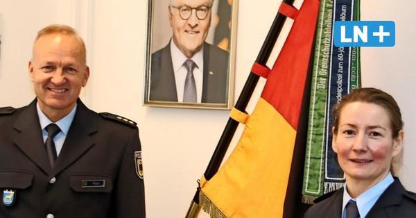 Peggy Sojka neue Vize-Chefin der Bundespolizei Ratzeburg