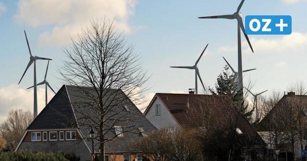 Damshagen:Gemeinde will Einfluss auf Windradbau behalten