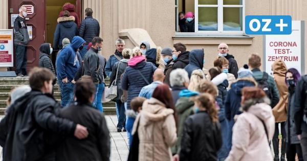 Rostock mit steigenden Corona-Zahlen: Wo OB Madsen jetzt ein neues Testzentrum plant