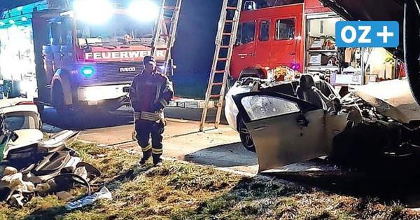Unfall mit Fräsemaschine auf Usedom: Verletzte hatten Corona – Feuerwehrleute in Quarantäne