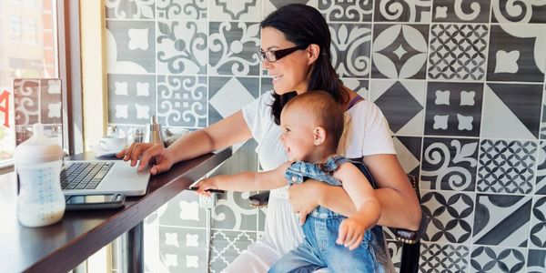 I'm a mama and an entrepreneur—here's what I've learned along the way
