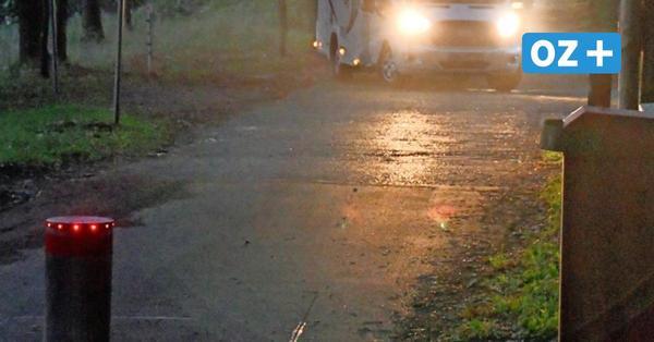 Binz: Gemeinde streitet mit VVR um Recht auf Fahrt zum Jadgschloss Granitz